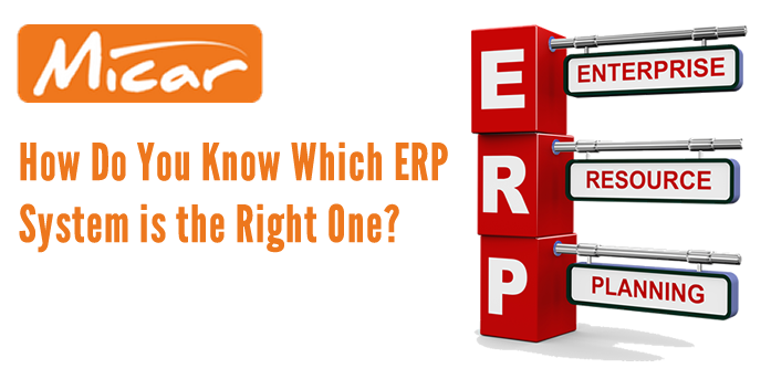How to find the correct ERP system