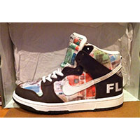 Nike SB Flom Dunk High trainers or sneakers